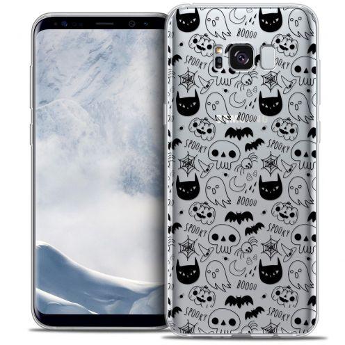 Coque Crystal Gel Samsung Galaxy S8 (G950) Extra Fine Halloween - Spooky