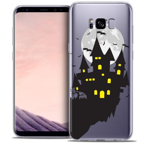Coque Crystal Gel Samsung Galaxy S8 (G950) Extra Fine Halloween - Castle Dream