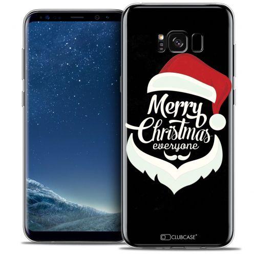Coque Crystal Gel Samsung Galaxy S8+/ Plus (G955) Extra Fine Noël 2016 - Merry Everyone