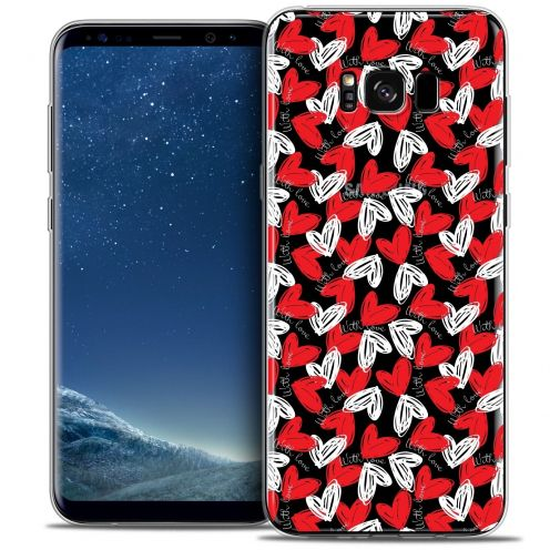 Coque Crystal Gel Samsung Galaxy S8+/ Plus (G955) Extra Fine Love - With Love