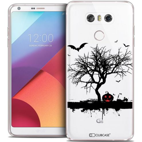 Coque Crystal Gel LG G6 Extra Fine Halloween - Devil's Tree