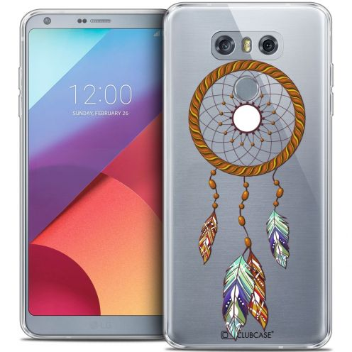 Coque Crystal Gel LG G6 Extra Fine Dreamy - Attrape Rêves Shine