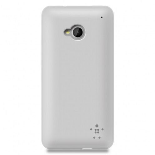 Zoom sur Coque Belkin Grip Sheer Matte Clear pour HTC One