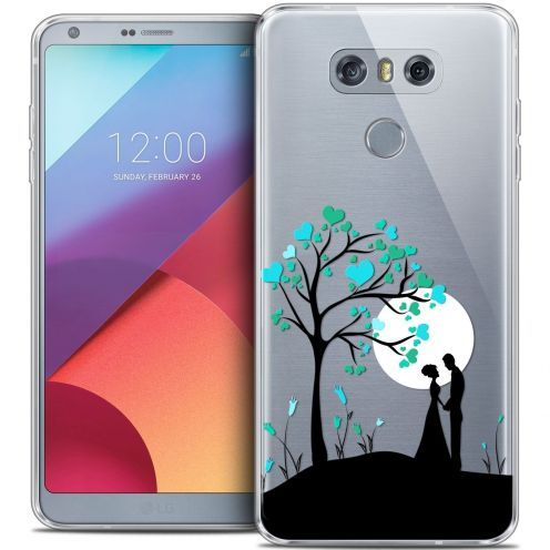 Coque Crystal Gel LG G6 Extra Fine Love - Sous l'arbre