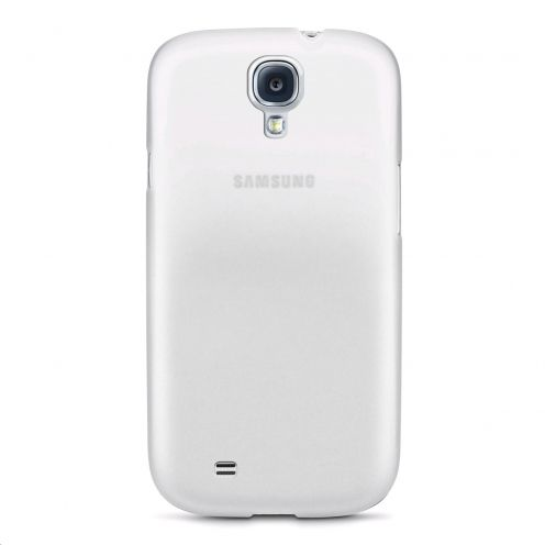 Zoom sur Coque Belkin Shield Sheer Matte Clear pour Galaxy S4