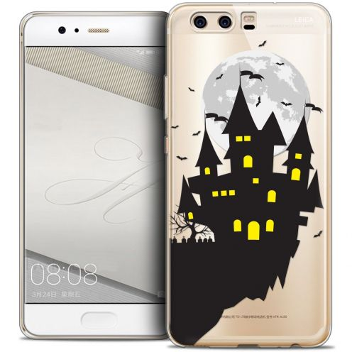 Coque Crystal Gel Huawei P10 Extra Fine Halloween - Castle Dream