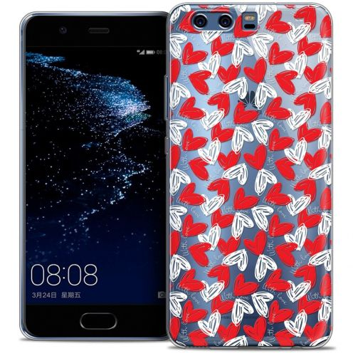 Coque Crystal Gel Huawei P10 Extra Fine Love - With Love