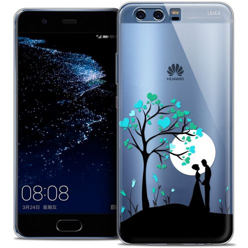 Coque Crystal Gel Huawei P10 Extra Fine Love - Sous l'arbre