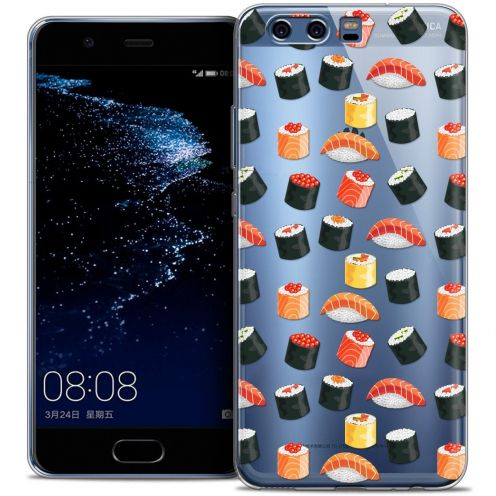 Coque Crystal Gel Huawei P10 Extra Fine Foodie - Sushi
